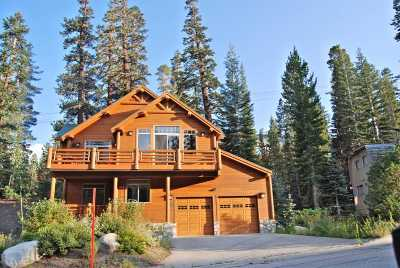 Mammoth Lakes Single Family Home For Sale: 183 Rainbow Lane