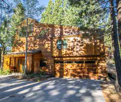 Mammoth Lakes Single Family Home For Sale: 1175 Majestic Pines Drive