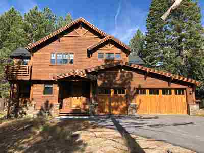 Mammoth Lakes Single Family Home For Sale: 64 Bear Cub Lane