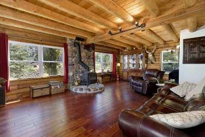 Crowley Lake Single Family Home Active-Price Chg: 4330 Crowley Lake Drive