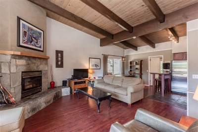 Mammoth Lakes CA Condo/Townhouse Active Under Contract: $520,000