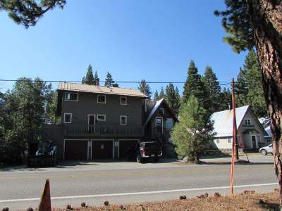 Mammoth Lakes CA Multi Family Home For Sale: $1,600,000