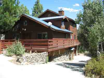 Crowley Lake Single Family Home Active-Extended: 245 Juniper Drive