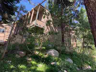 Mammoth Lakes CA Condo/Townhouse For Sale: $529,000