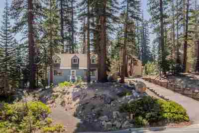 Mammoth Lakes CA Single Family Home For Sale: $749,000