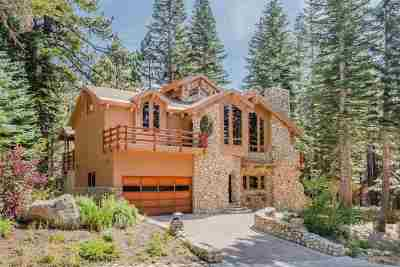 Mammoth Lakes CA Single Family Home For Sale: $1,290,000
