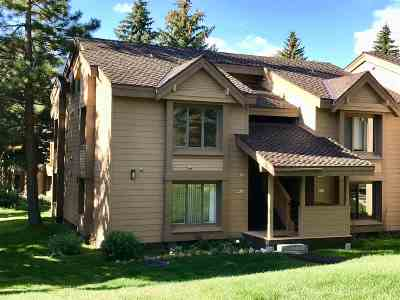 Mammoth Lakes CA Condo/Townhouse For Sale: $449,900
