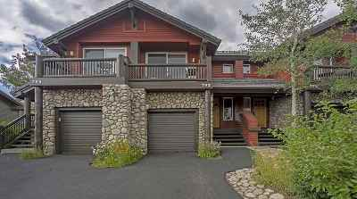 Mammoth Lakes CA Condo/Townhouse For Sale: $640,000