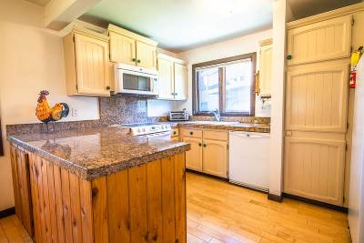 Mammoth Lakes CA Condo/Townhouse For Sale: $315,000