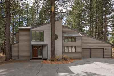 Mammoth Lakes CA Single Family Home For Sale: $739,000