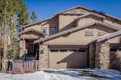 Mammoth Lakes Condo/Townhouse For Sale: 1071 Timbers