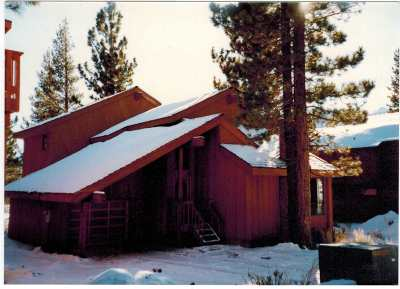 Mammoth Lakes Single Family Home Active-Extended: 1158 Majestic Pine