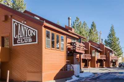 Mammoth Lakes Condo/Townhouse Active Under Contract: 143 Lakeview Boulevard
