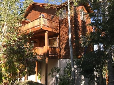 Mammoth Lakes Single Family Home For Sale: 193 Monterey Pine Road