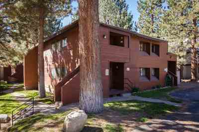 Mammoth Lakes Condo/Townhouse Active-Price Chg: 63 Arrowhead