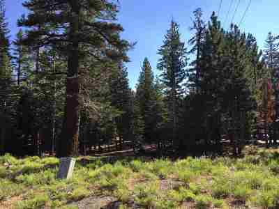 Mammoth Lakes Residential Lots & Land Active-Extended: 161 Crystal Lane