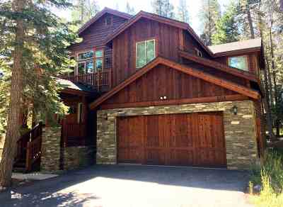 Mammoth Lakes Single Family Home Active-Price Chg: 103 Woodmen