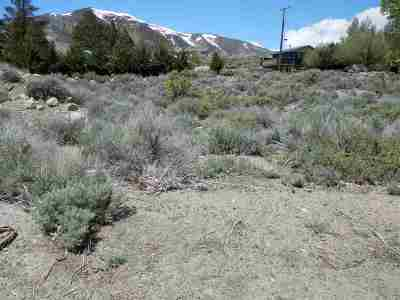Mono City CA Residential Lots & Land For Sale: $55,000