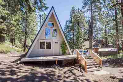 Mammoth Lakes Single Family Home Active-Price Chg: 389 Pinecrest