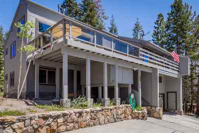 Mammoth Lakes Single Family Home Active-Price Chg: 87 Crystal Lane