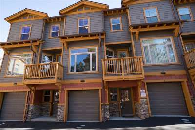 Mammoth Lakes Condo/Townhouse Active-Extended: 525 Manzanita Rd #6