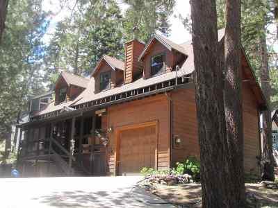 Mammoth Lakes Single Family Home Active-Price Chg: 11 Slalom Lane