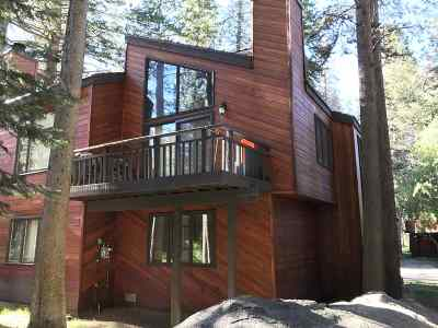 Mammoth Lakes Condo/Townhouse Active Under Contract: 3005 Meridian Blvd. #6
