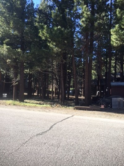 Mammoth Lakes Residential Lots & Land For Sale: 110 Pinecrest Ave