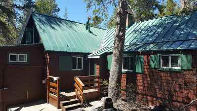 Mammoth Lakes Single Family Home Active-Price Chg: 30 Lake Mary Rd. Cabin 15