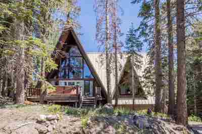 Mammoth Lakes Single Family Home Back On Market: 99 Crystal Lane