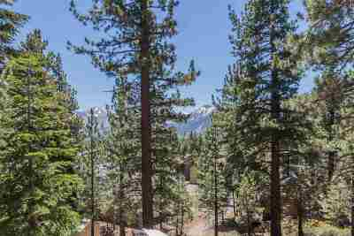 Mammoth Lakes Residential Lots & Land For Sale: 61 Knob Hill