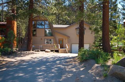Mammoth Lakes Single Family Home Back On Market: 208 Zermatt Ct.