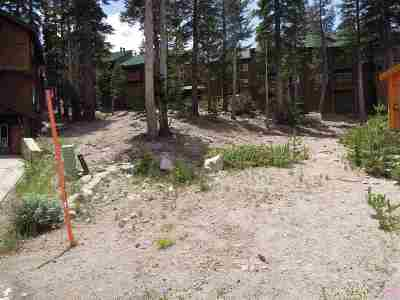 Mammoth Lakes Residential Lots & Land For Sale: 211 Rainbow Place