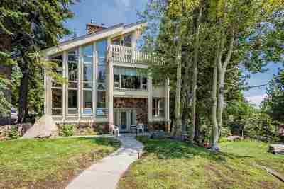 Mammoth Lakes Single Family Home For Sale: 277 Silver Tip Lane