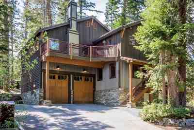 Mammoth Lakes Single Family Home Active-Price Chg: 62 Cliff Circle