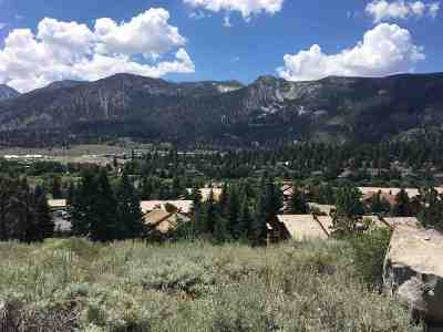 Mammoth Lakes Residential Lots & Land Active-Extended