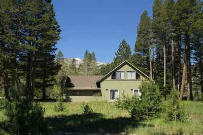 Mammoth Lakes Single Family Home Active-Extended: 49 Meadow Court