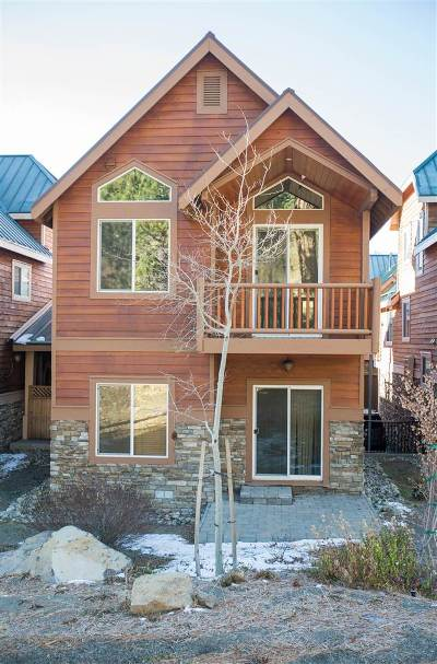 Mammoth Lakes Condo/Townhouse Active Under Contract: 3771 Main Street