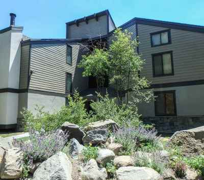 Mammoth Lakes Condo/Townhouse For Sale: 362 Old Mammoth Rd. #21