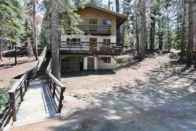 Mammoth Lakes Single Family Home For Sale: 25 Berner St.