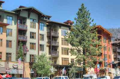 Mammoth Lakes Condo/Townhouse For Sale: 6201 Minaret #2117