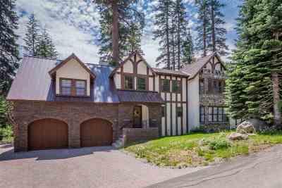 Mammoth Lakes Single Family Home Active-Price Chg: 33 St Moritz