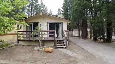Mammoth Lakes Mobile Home For Sale: 200 Azimuth
