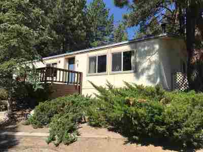 Mammoth Lakes Manufactured Home For Sale: 100 Ski Trails #21