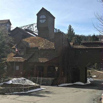 Mammoth Lakes Condo/Townhouse Active Under Contract: 865 Majestic Pines