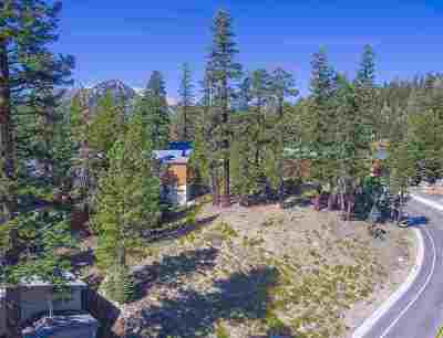 Mammoth Lakes Residential Lots & Land Active Under Contract: 493 Canyon Blvd - Lot 59