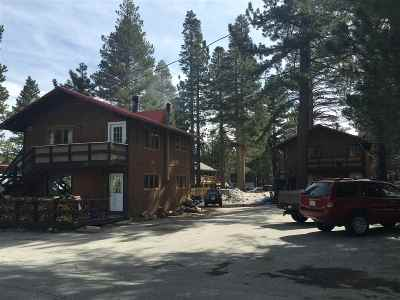 Mammoth Lakes Multi Family Home For Sale: 371 Mono Street