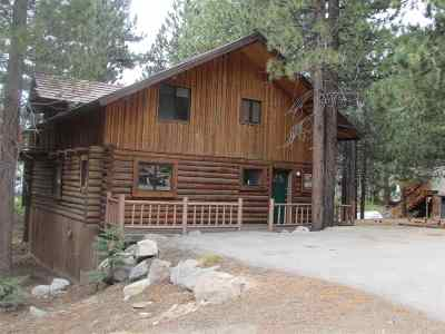 Mammoth Lakes Single Family Home For Sale: 151 Pinecrest
