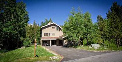 Mammoth Lakes Single Family Home For Sale: 18 Tamarack