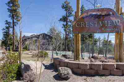 Mammoth Lakes Condo/Townhouse Active Under Contract: 261 Lakeview Blvd #57